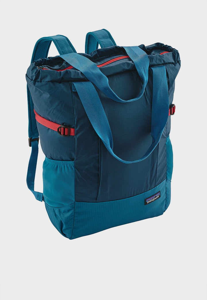 Patagonia Light Weight Travel Tote Bag - big sur blue - Good As Gold