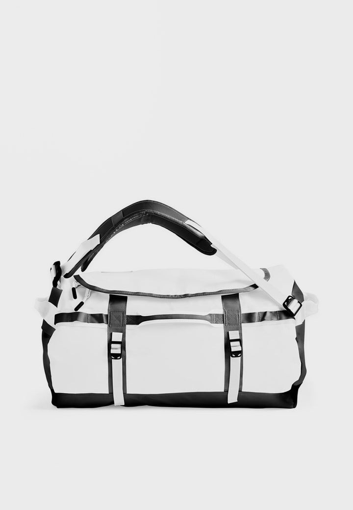 The North Face XSmall Base Camp Duffel - white/black - Good As Gold