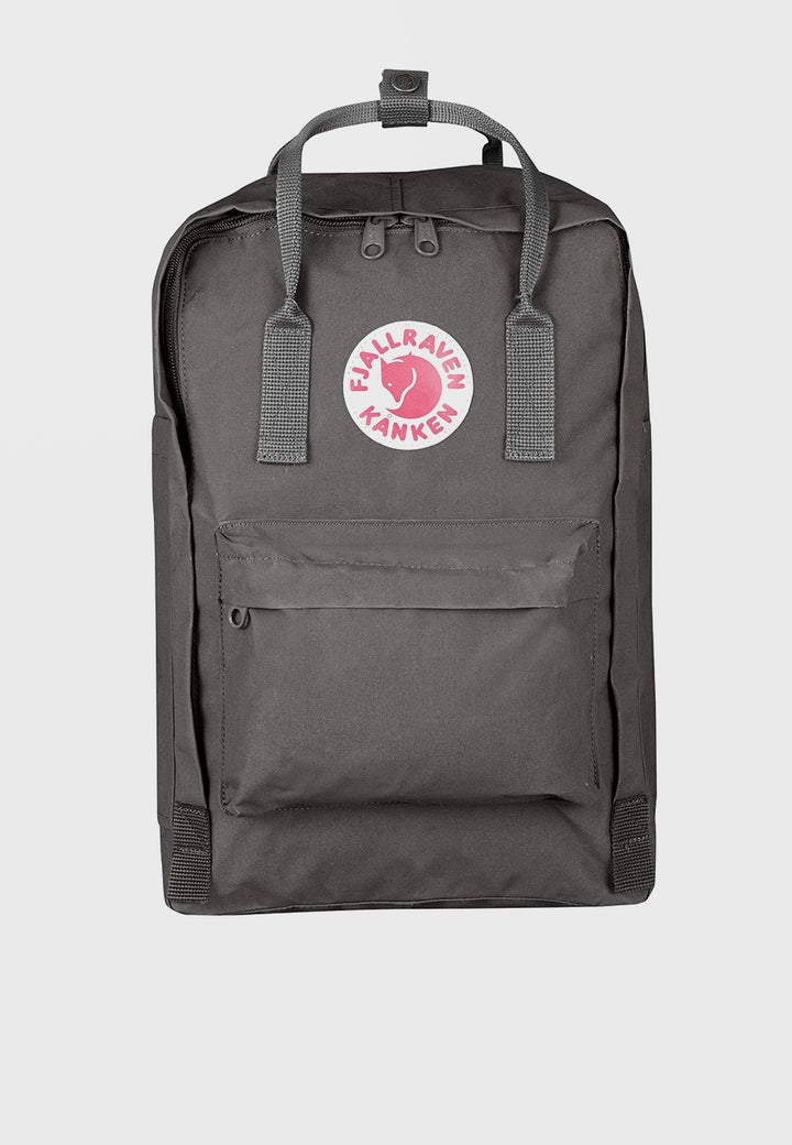Fjallraven Kanken 15inch Backpack - super grey - Good As Gold