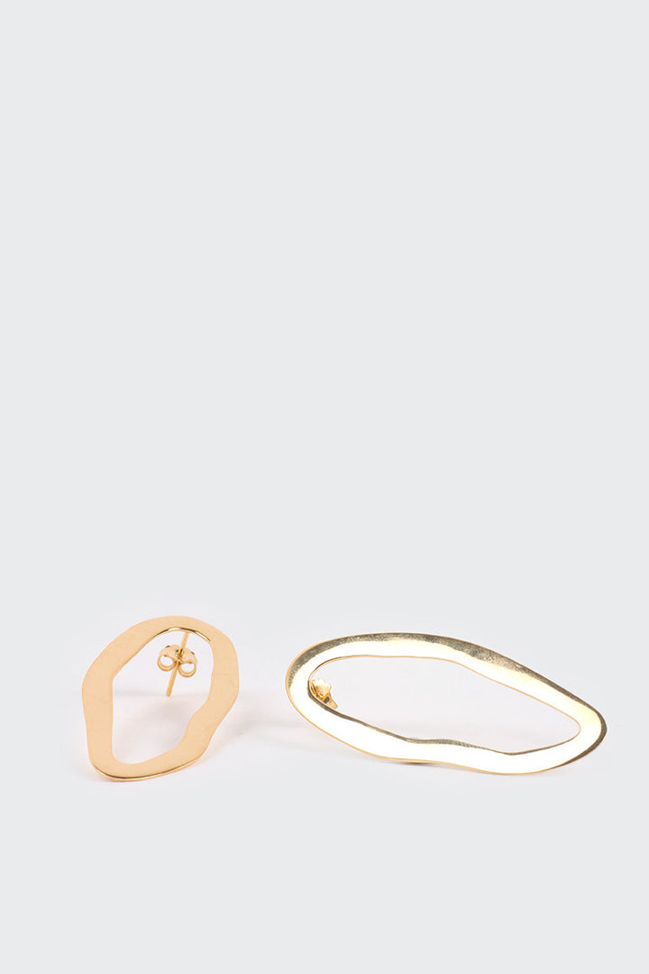 Jasmin Sparrow Belle Earrings - gold | GOOD AS GOLD | NZ