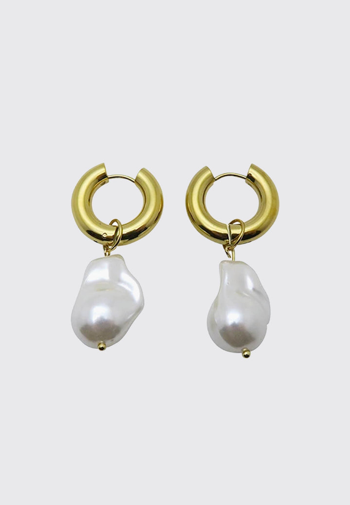 Robinette Earrings - gold