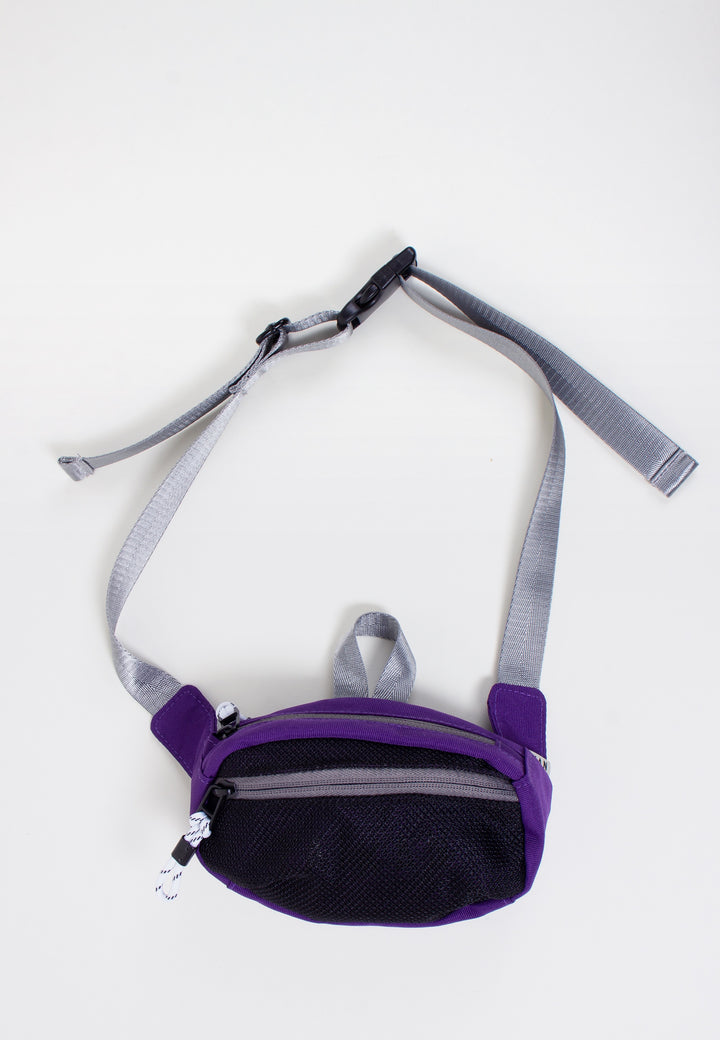 Stinger Bag - purple/black mesh