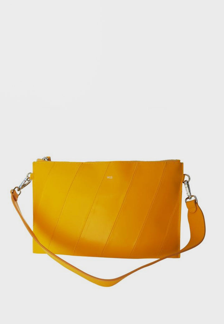 WOS Greta Clutch - mandarin - Good As Gold
