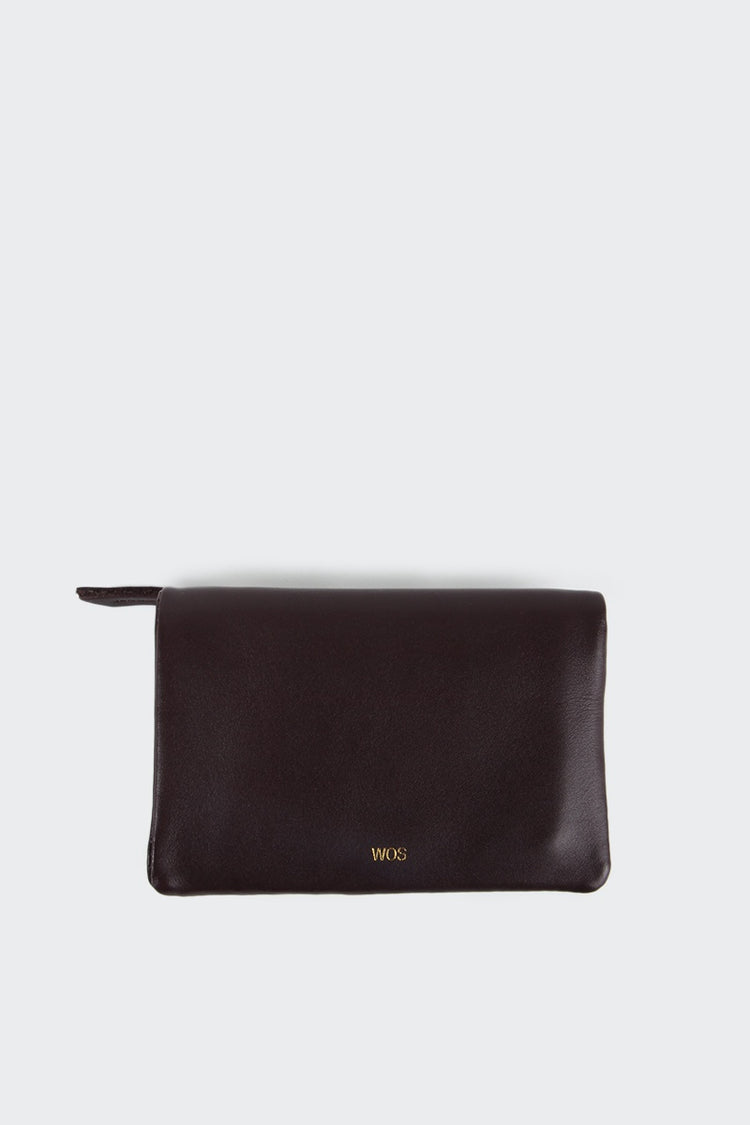 WOS Small Sensation Wallet - oxblood — Good as Gold