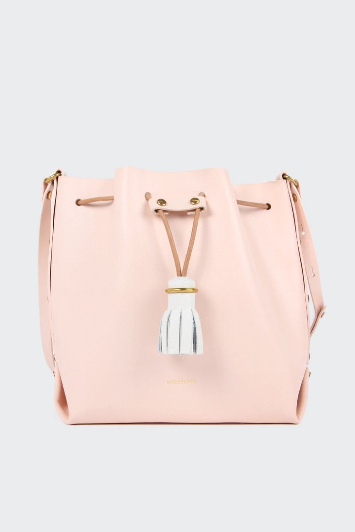 My Deer Fox Bucket P Bag - pink | GOOD AS GOLD | NZ