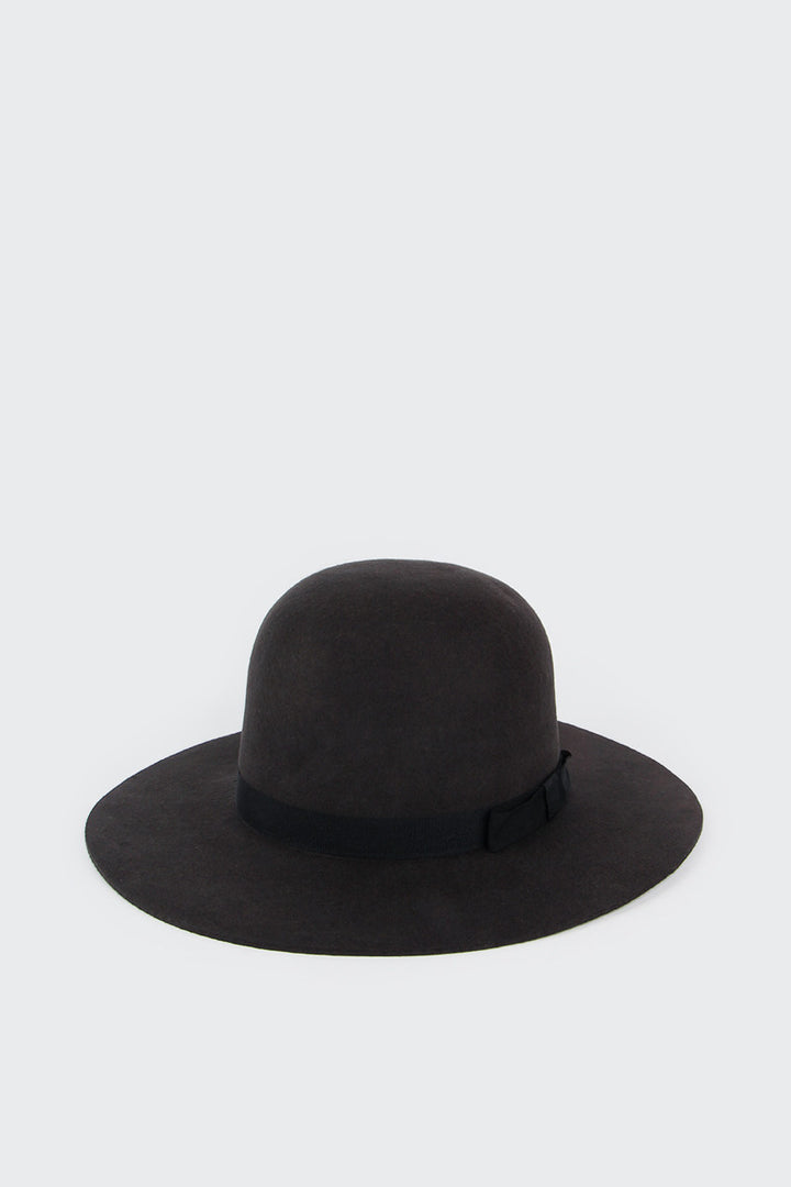 Brixton Colton Hat - washed black | GOOD AS GOLD | NZ