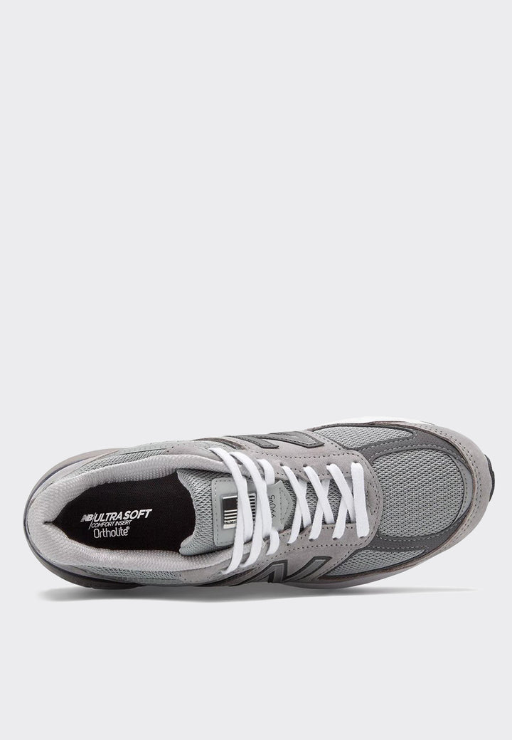 Womens 990v5 Made in US - Grey/Castlerock