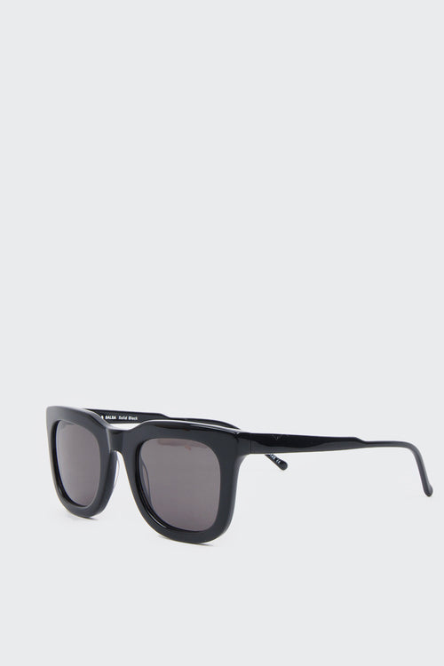 Kaibosh Chips & Salsa Sunglasses - solid black | GOOD AS GOLD | NZ