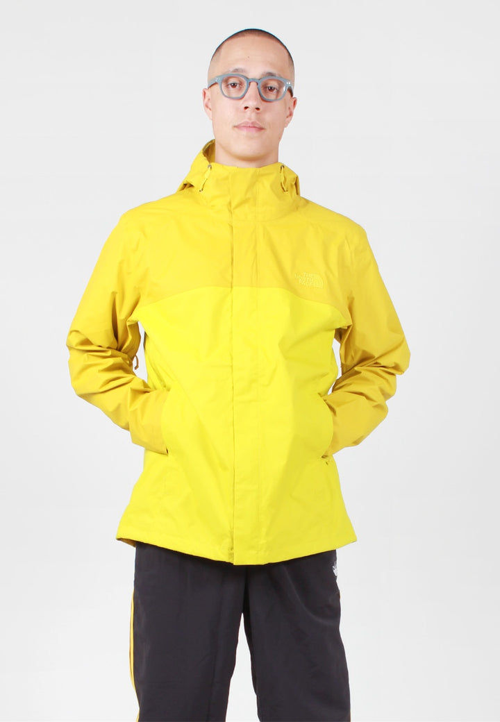 The North Face Venture 2 Jacket  - acid yellow — Good as Gold