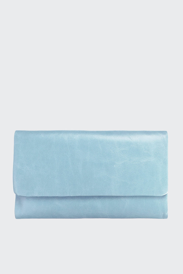 Status Anxiety Audrey Wallet - sky | GOOD AS GOLD | NZ
