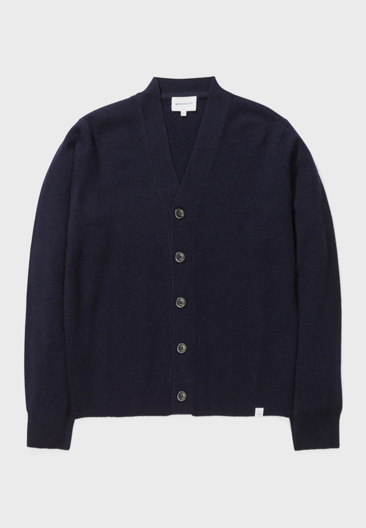 Norse Projects | Adam Lambswool - dark navy | Good As Gold, NZ