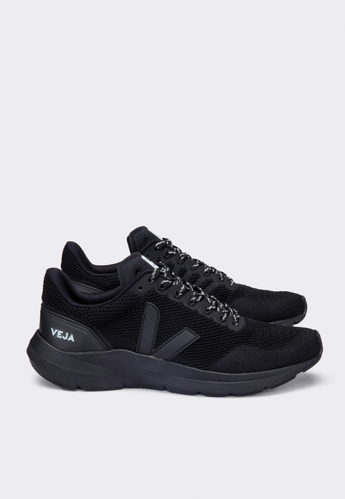 Marlin V-Knit - full black