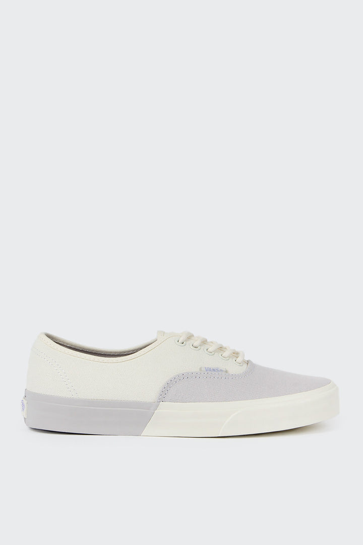 Vans Womens Authentic DX Blocked - classic white/wind chime | GOOD AS GOLD | NZ