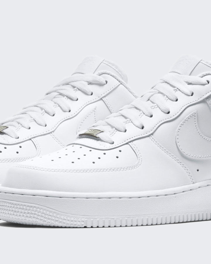 Air Force 1 07 - white/white