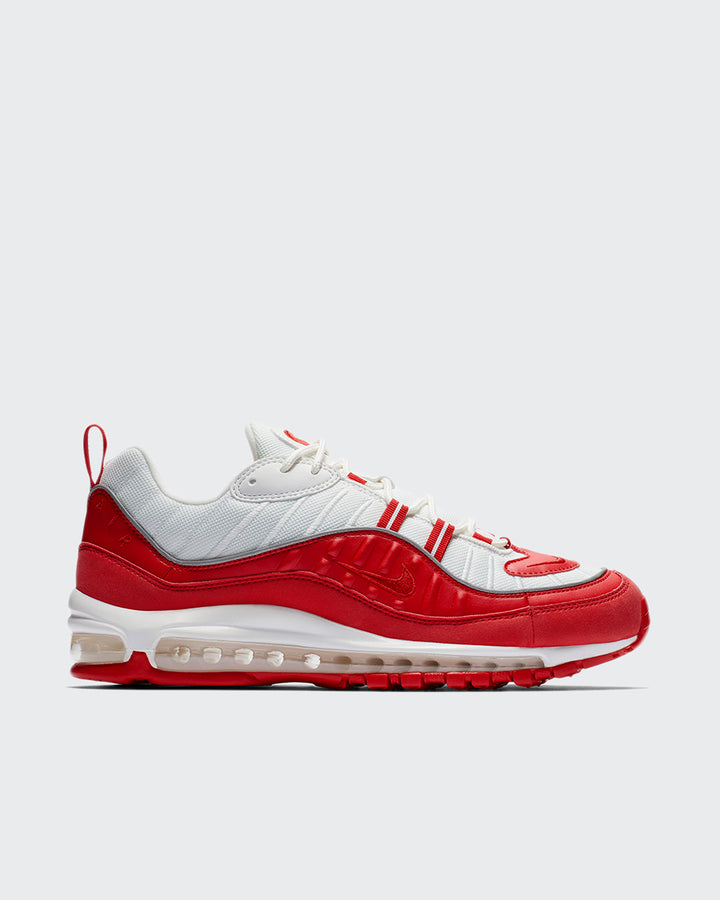 golpear Activamente Disparates  Nike Air Max 98 - university red – Good As Gold