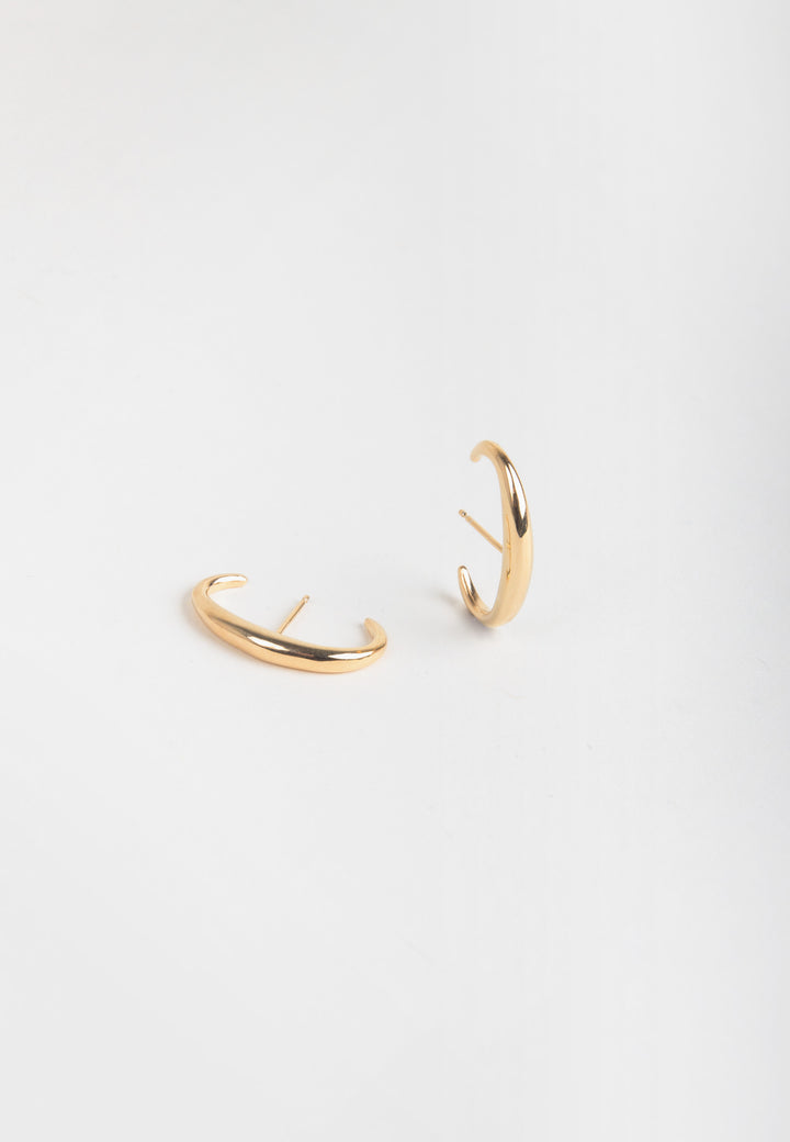 Adorn Earrings - gold