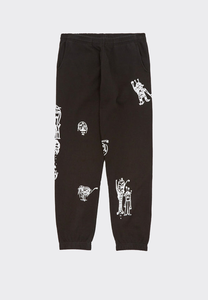 P&TY Sweatpant - black