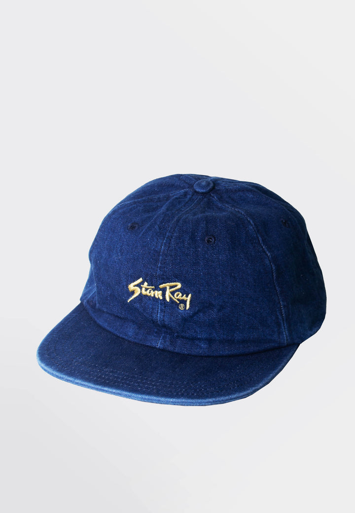 Ball Cap - washed denim