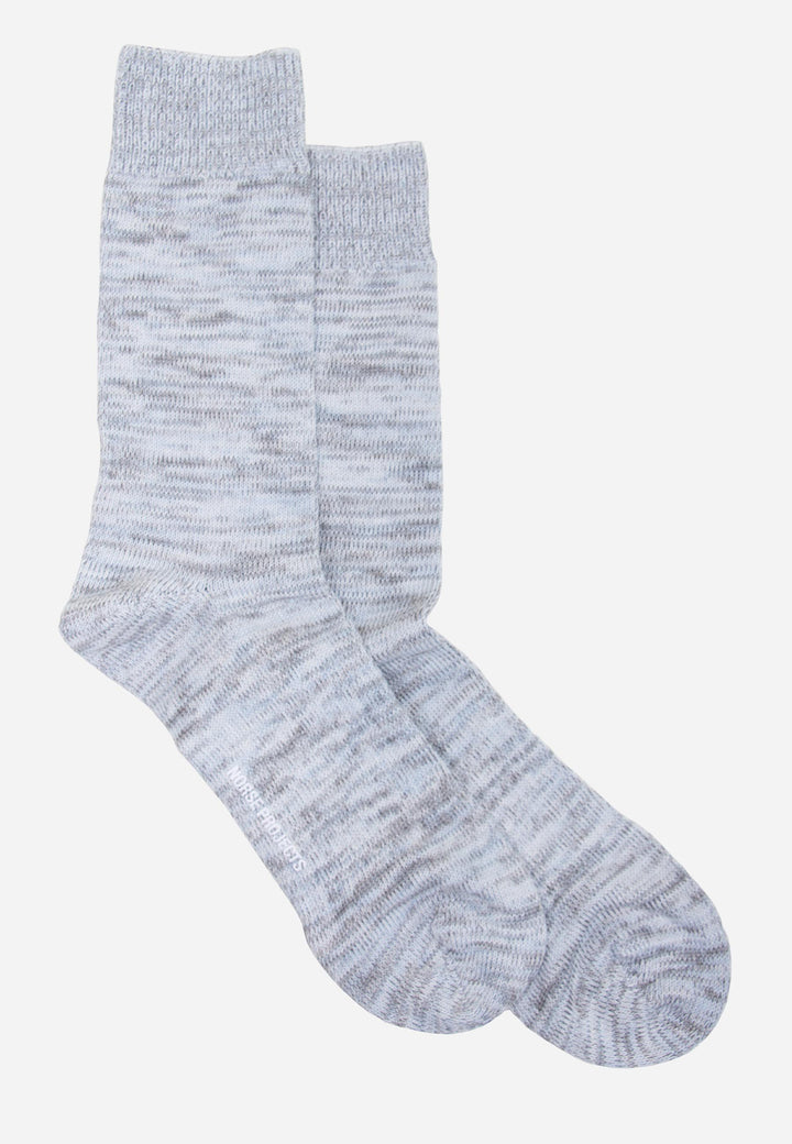Bjarki Blend Socks - washed kelp