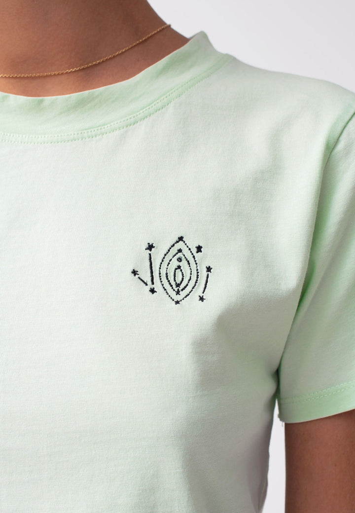 Lust In Space T-Shirt - green
