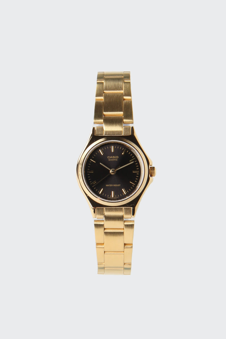 Casio, Classic Analogue Watch (LTP1130N-1A) - gold | GOOD AS GOLD | NZ