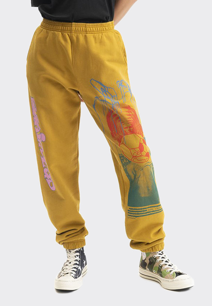 Clean Love Sweatpant - yellow