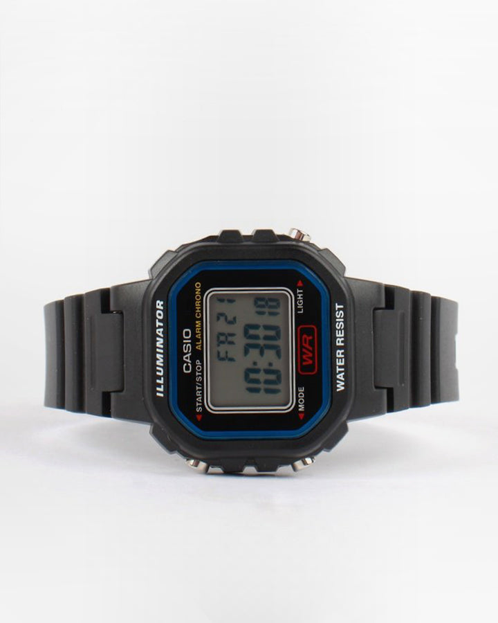 Digital Watch (LA20WH-1C) - black/blue
