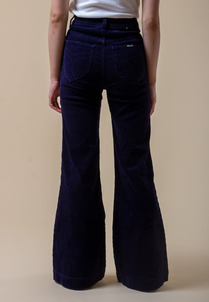 Eastcoast Flare Jeans - midnight cord