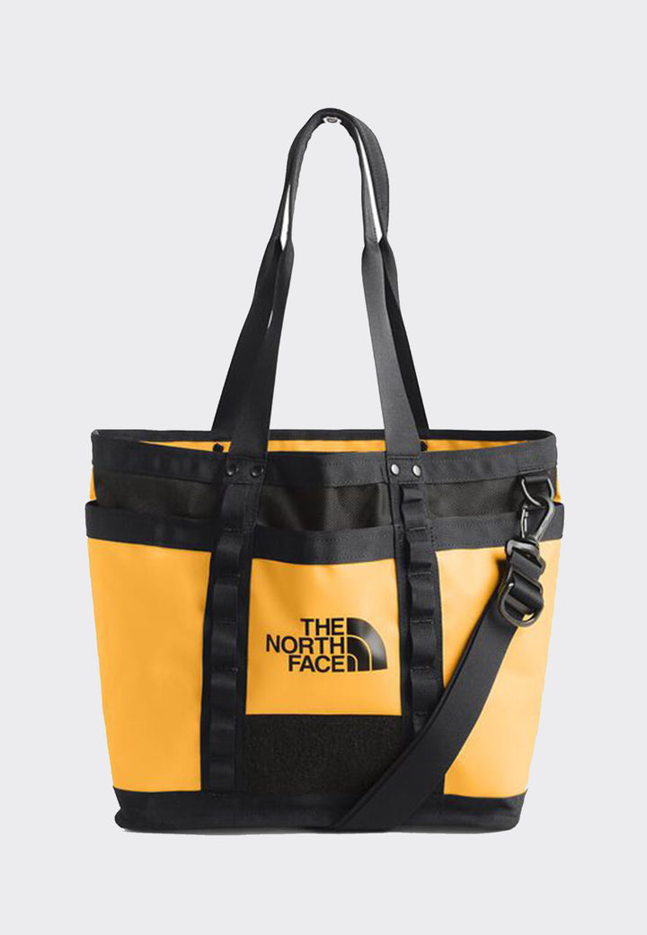 Explore Utility Tote - yellow/black