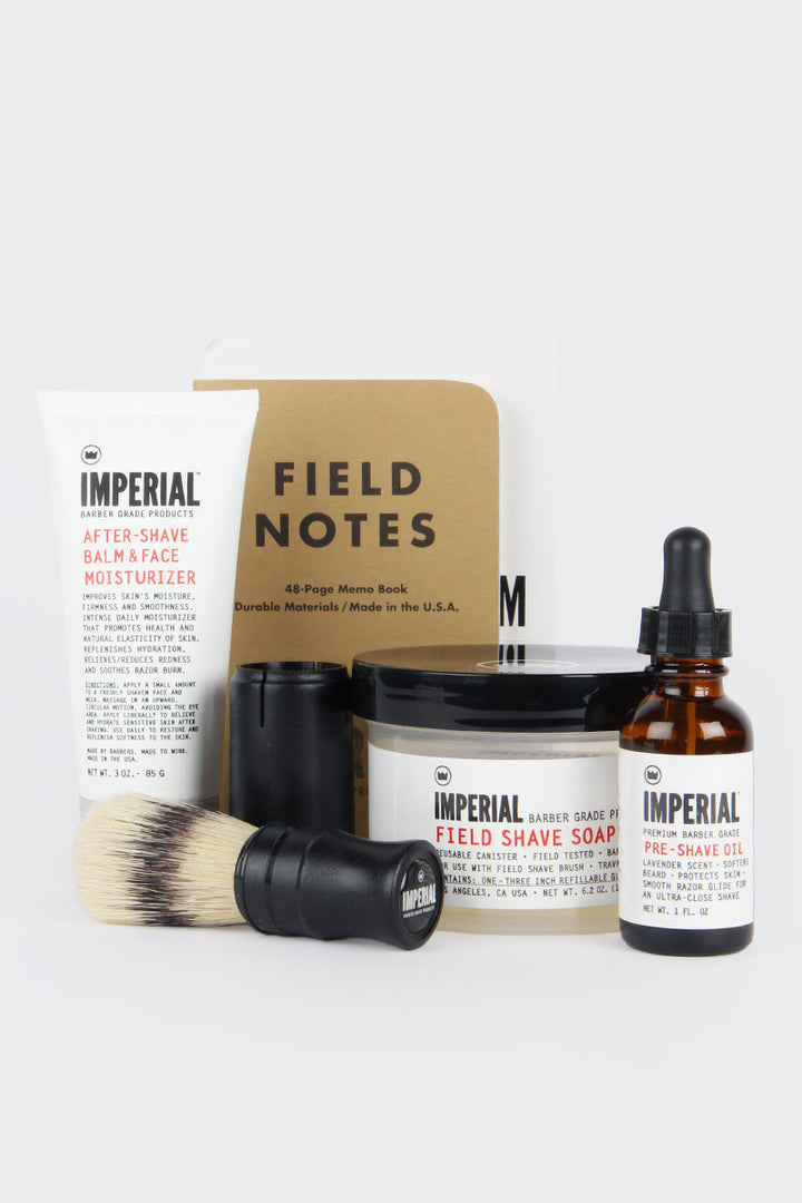 Imperial, Field Shave Kit | GOOD AS GOLD | NZ