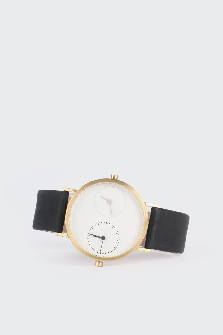 Kitmen Keung, Long Distance 1.0 Classic Watch - gold | GOOD AS GOLD | NZ