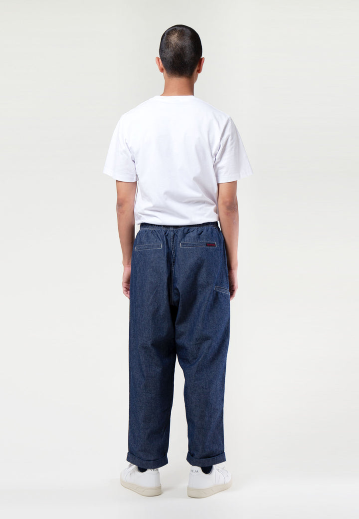 Light Denim Resort Pants - one wash