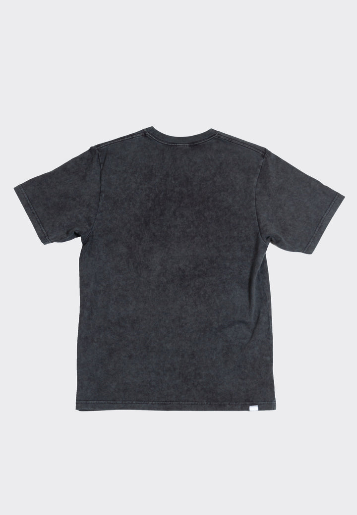 Lucid Mind T-Shirt - washed out black