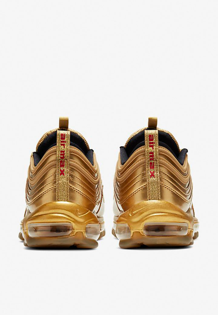 Air Max 97 QS -  metallic gold/metallic gold/black