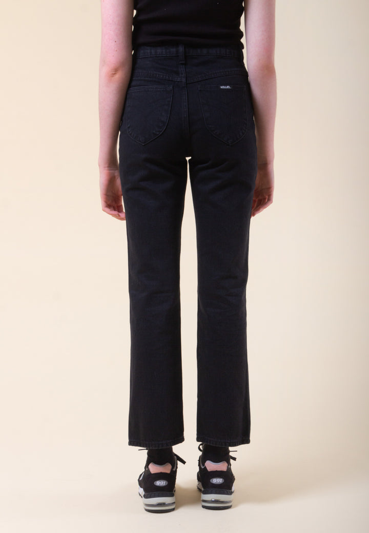 Original Straight Jeans - ash black