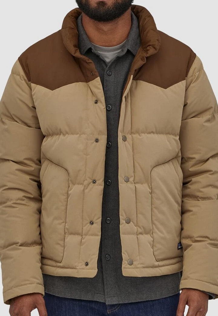 Bivy Down Jacket - classic tan