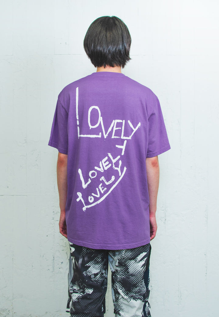 Poz Mez Lovely T-Shirt - grape