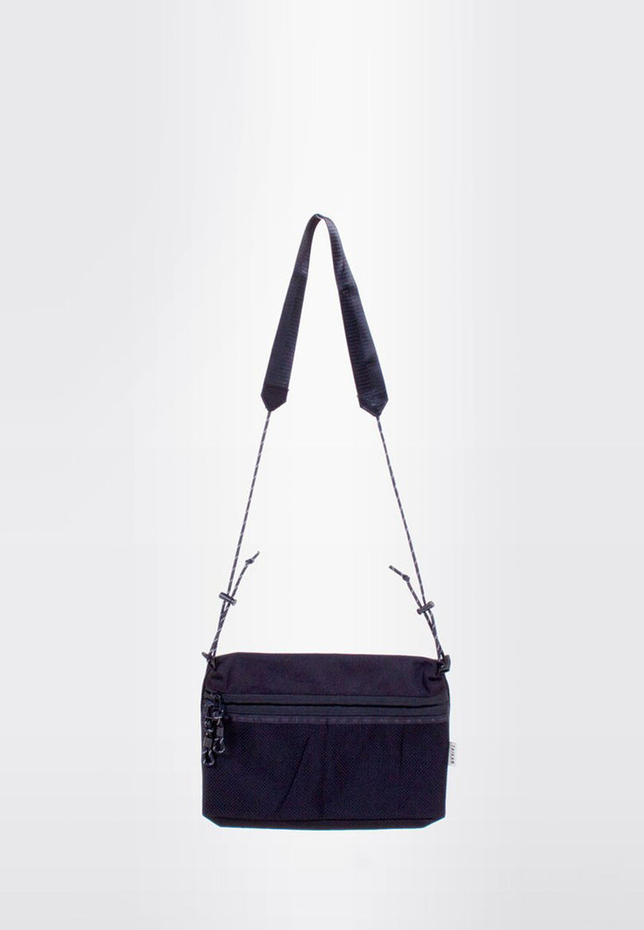 Sacoche Bag Small - black/black mesh