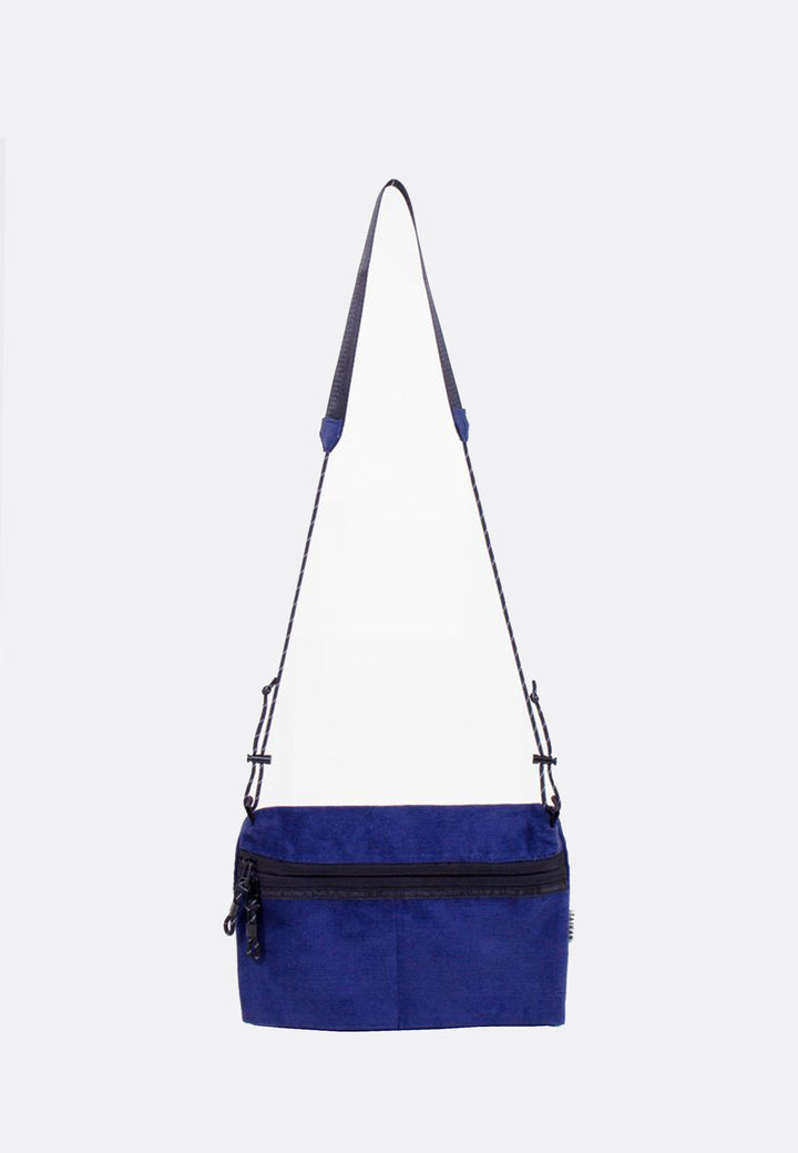 Sacoche Bag Small - navy corduroy