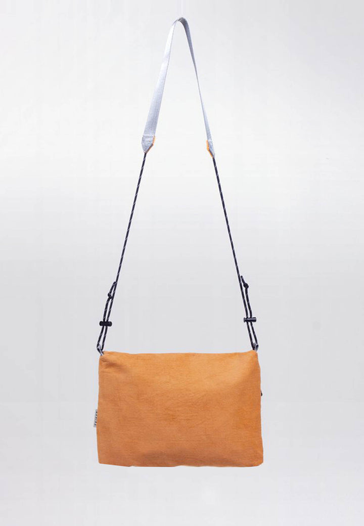 Sacoche Bag Large - tan corduroy