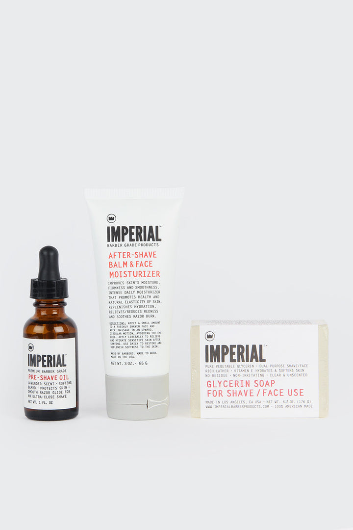 Imperial, Shave Bundle | GOOD AS GOLD | NZ