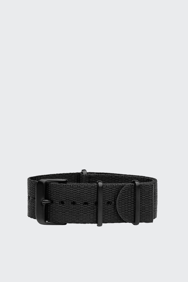TID Watches Wristband - black nylon | GOOD AS GOLD | NZ