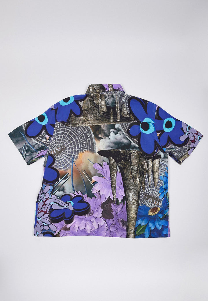 The Depths Printed Shirt - multi
