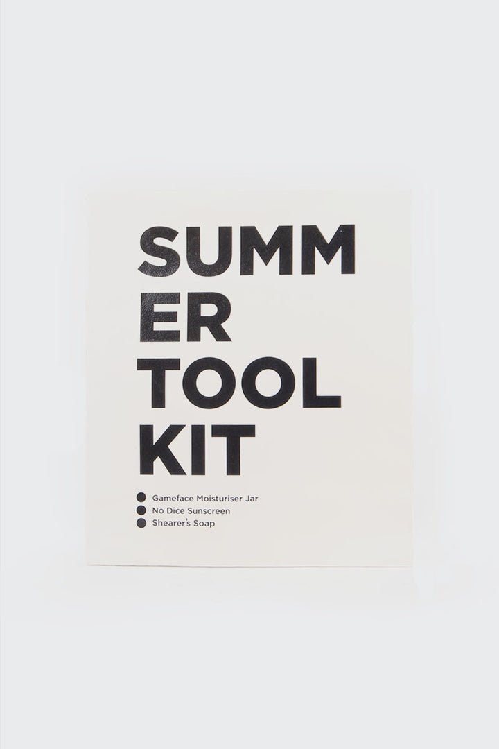 Triumph & Disaster, Summer Tool Kit | GOOD AS GOLD | NZ