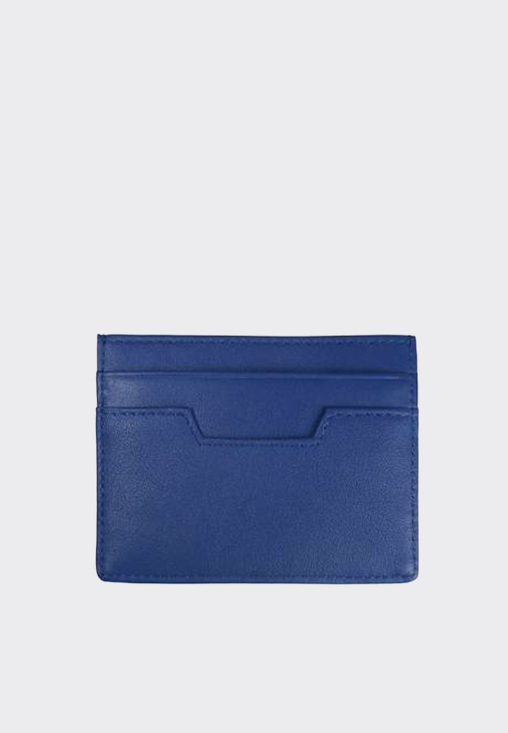 Card Wallet - klein blue