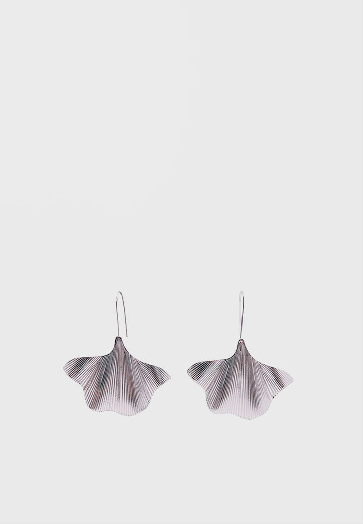WOS Botanic Earrings - silver - Good As Gold