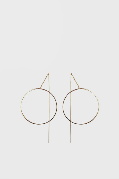 WOS Soul Earrings - gold - Good As Gold