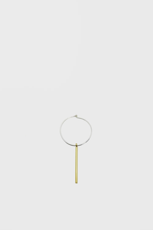WOS Straight Up Earrings - gold - Good As Gold