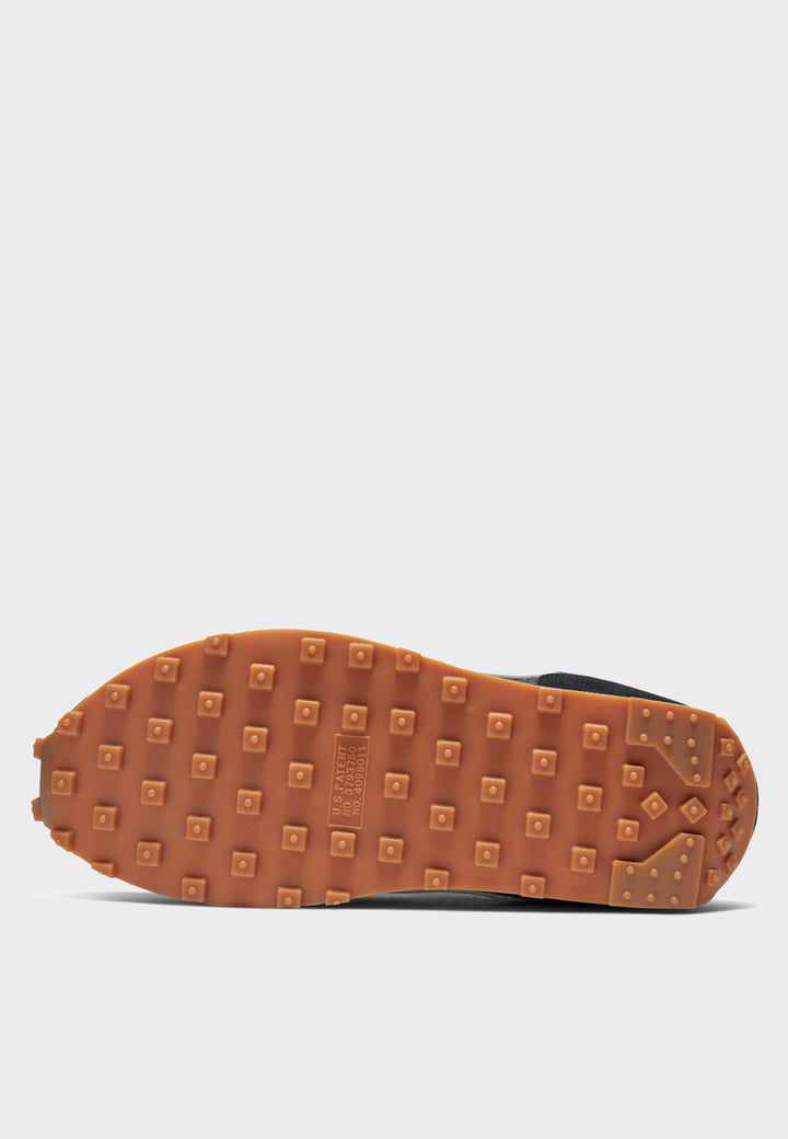 Womens Daybreak - black/white/brown/orange