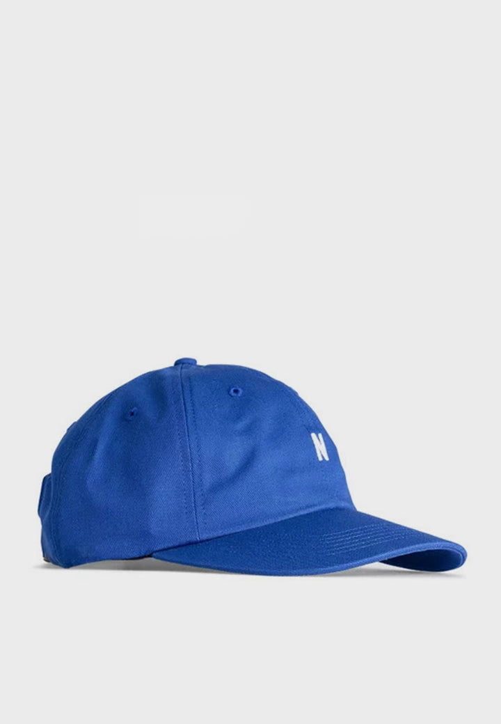 Norse Projects | Twill Sports Cap - twilight blue | Good As Gold, NZ